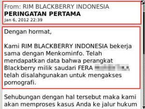 message rim1