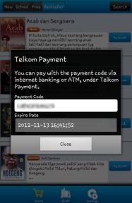 kode pembayaran