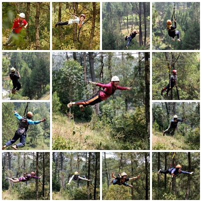 flying fox dewaseo