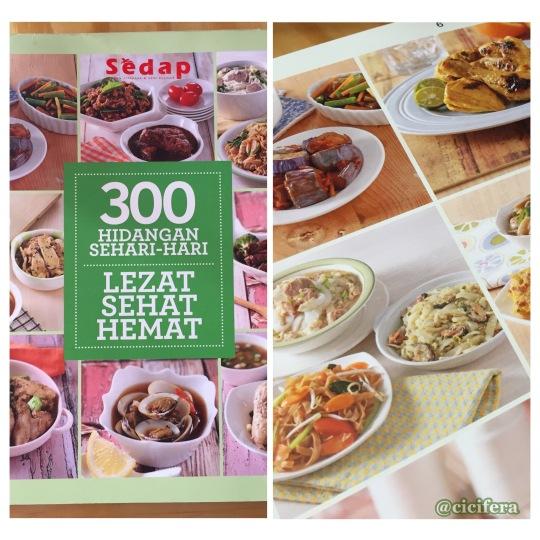 300 Hidangan Sehari-Hari: Lezat Sehat Hemat oleh Sedap