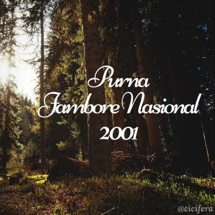 Purna Jambore Nasional 2001