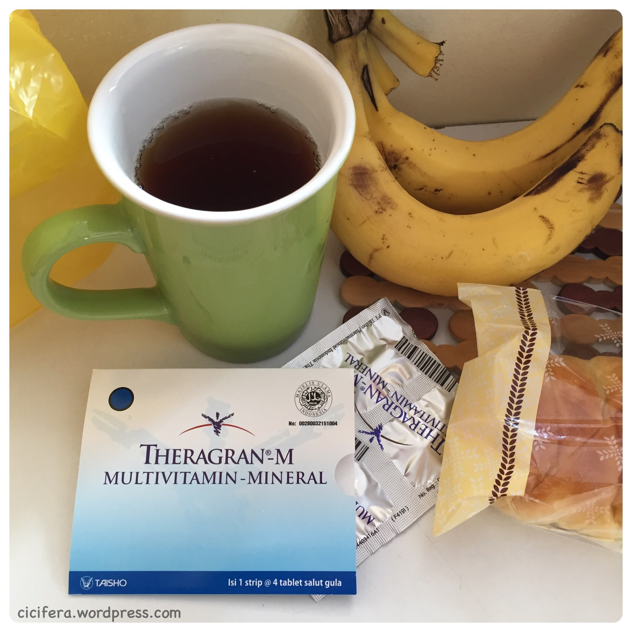 theragran-m multivitamin mineral